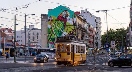 Lisboa Con Havaianas Entrevista A Arlin Graff Artista Brasileno De Street Art
