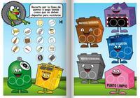 ¡Niños, a reciclar! (también los neumáticos)