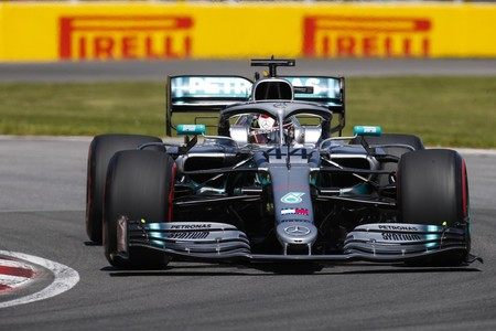 Hamilton Canada F1 2019