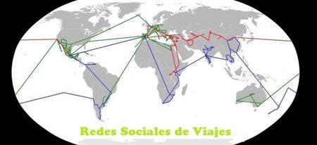 Algunas redes sociales de viajes que no conoces y sus puntos fuertes