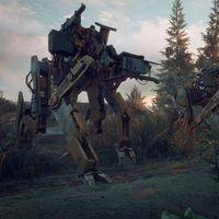 La batalla contra las máquinas comienza por el primer gameplay de Generation Zero