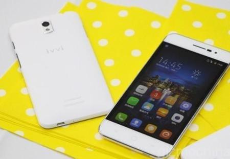 El Coolpad Ivvi K1 Mini se lleva el premio al smartphone más fino, gracias a sus 4.7 milímetros