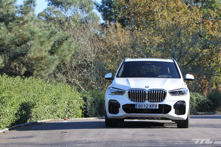 BMW X5 2019 frontal