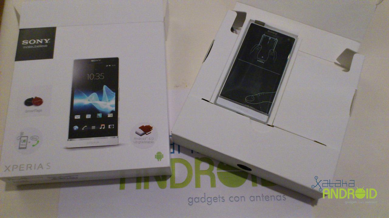 Foto de Sony Xperia S Unboxing (1/13)