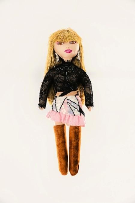 Pucci doll
