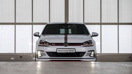 Finalmente, el Volkswagen Golf GTI VIII podría renunciar a la hibridación y será aún más potente