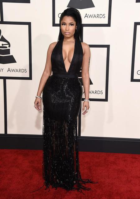 Nicki Minaj Grammy 2015 2