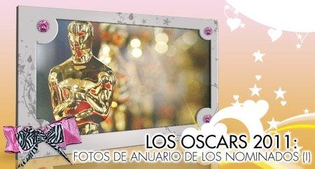 Especial Famosos en los Oscars 2011: Fotos de Anuario de las Actrices Nominadas (I)