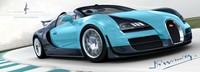 """Bugatti homenajea a sus héroes con los Vitesse edición limitada """"Les Légendes de Bugatti"""""""