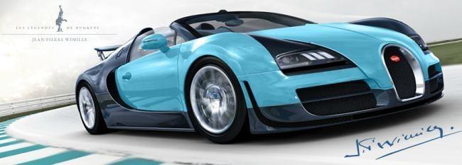 bugatti homenajea a sus h roes con los vitesse edici n. Black Bedroom Furniture Sets. Home Design Ideas