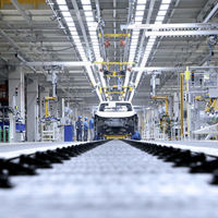 La desaceleración de ventas en China no asusta a Volkswagen: arranca su primera fábrica de coches eléctricos en el país