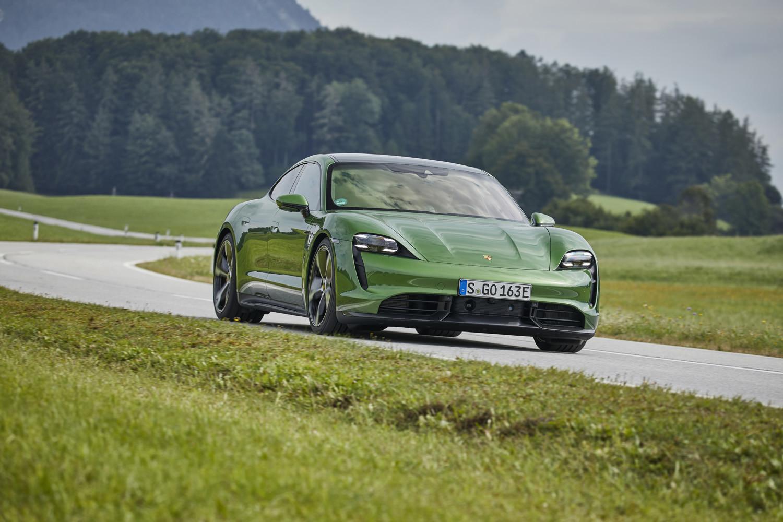 Foto de Porsche Taycan prueba contacto (205/275)