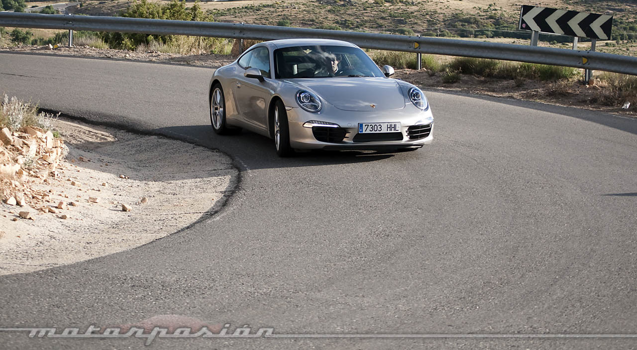 Foto de Porsche 911 Carrera S (prueba) (19/54)