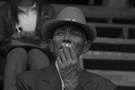 Fotografías de gentes y rostros alrededor del mundo