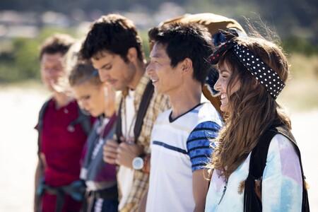 Tráiler de '3 caminos': la peregrinación a Santiago de Álex González y Verónica Echegui en Amazon ya tiene fecha de estreno