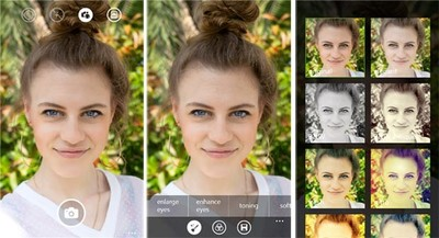 Lumia Selfie se actualiza permitiendo girar las fotos horizontalmente