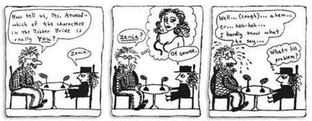 Tira cómica Atwood
