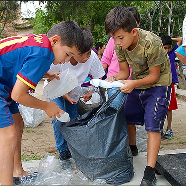 PROtrash, el proyecto mexicano que intercambia basura por comida