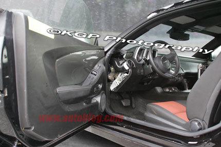Chevrolet Camaro Interior