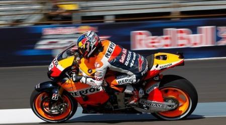 MotoGP Indianapolis 2012: Sandro Cortese, Dani Pedrosa y Pol Espargaró vuelven a liderar (Actualización)
