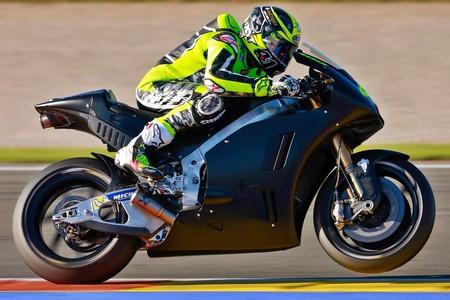 Aleix Espargaro Test Valencia Motogp 2017
