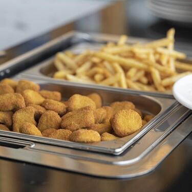 Grasa, soya y pellejos son los ingredientes con los que están hechos los nuggets de pollo: Profeco