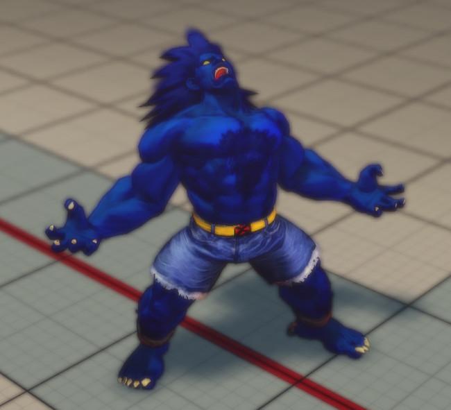 Foto de 'Street Fighter IV' mods de personajes (1/23)
