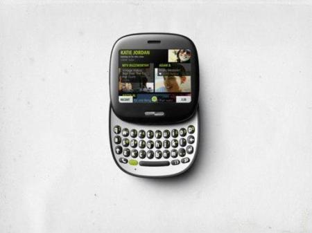 Kin One, un móvil compacto y social
