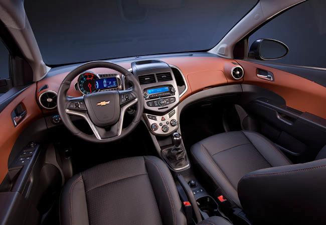 Foto de Chevrolet Sonic (6/12)