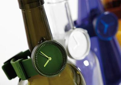 NAVA Bottle Wine, un reloj inspirado en las botellas de vino