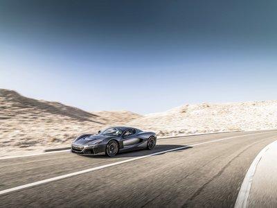 Los 16 coches eléctricos más rápidos
