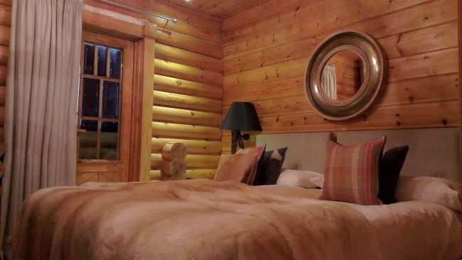 ElLodge-suite habitación