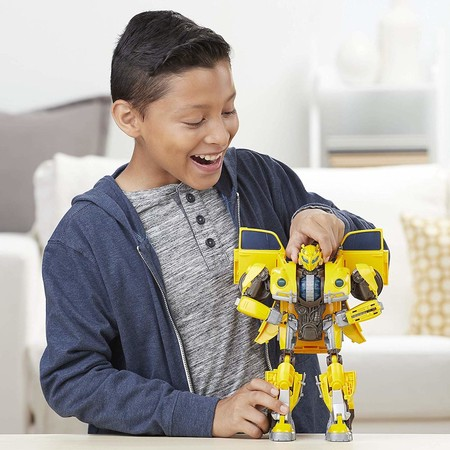 Figura Bumblebee De Transformers