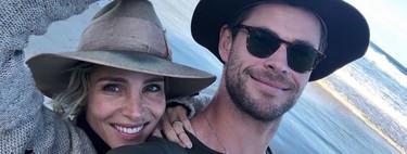 Me quedo 'patakydifuso': Elsa dice que su matrimonio con Chris Hemsworth no es perfecto. Si no son ellos la perfección ¿entonces, quién?
