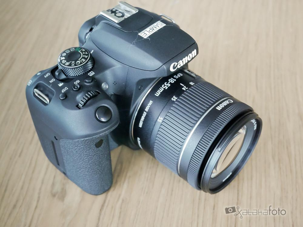 Novedades Canon21