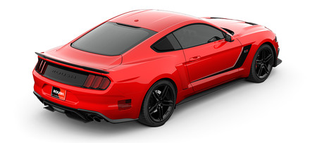 Ford Mustang Jackhammer Roush Performance 1