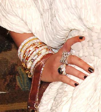 Las joyas de Mary Kate Olsen