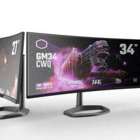 Cooler Master lanza cuatro nuevos monitores con frecuencias de actualización de hasta 240Hz entre 27 y 34 pulgadas