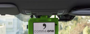 Si Tesla es el iOS de los coches autónomos, Comma One quiere ser Android: ¿Autopilot por 1.000 dólares?