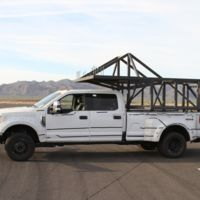 Ford F-Series Super Duty te demuestra que posee una estabilidad a toda prueba