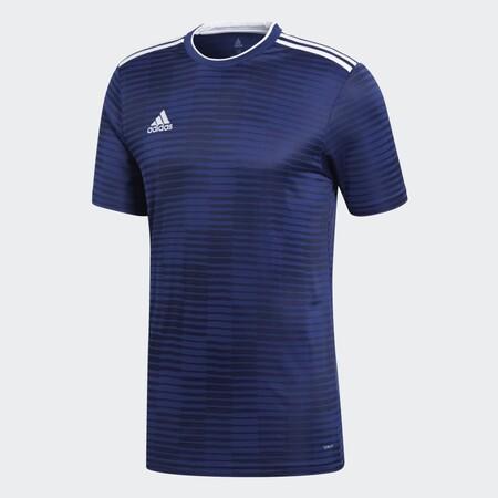 Camiseta Condivo 18 Azul Cf0678 01 Laydown