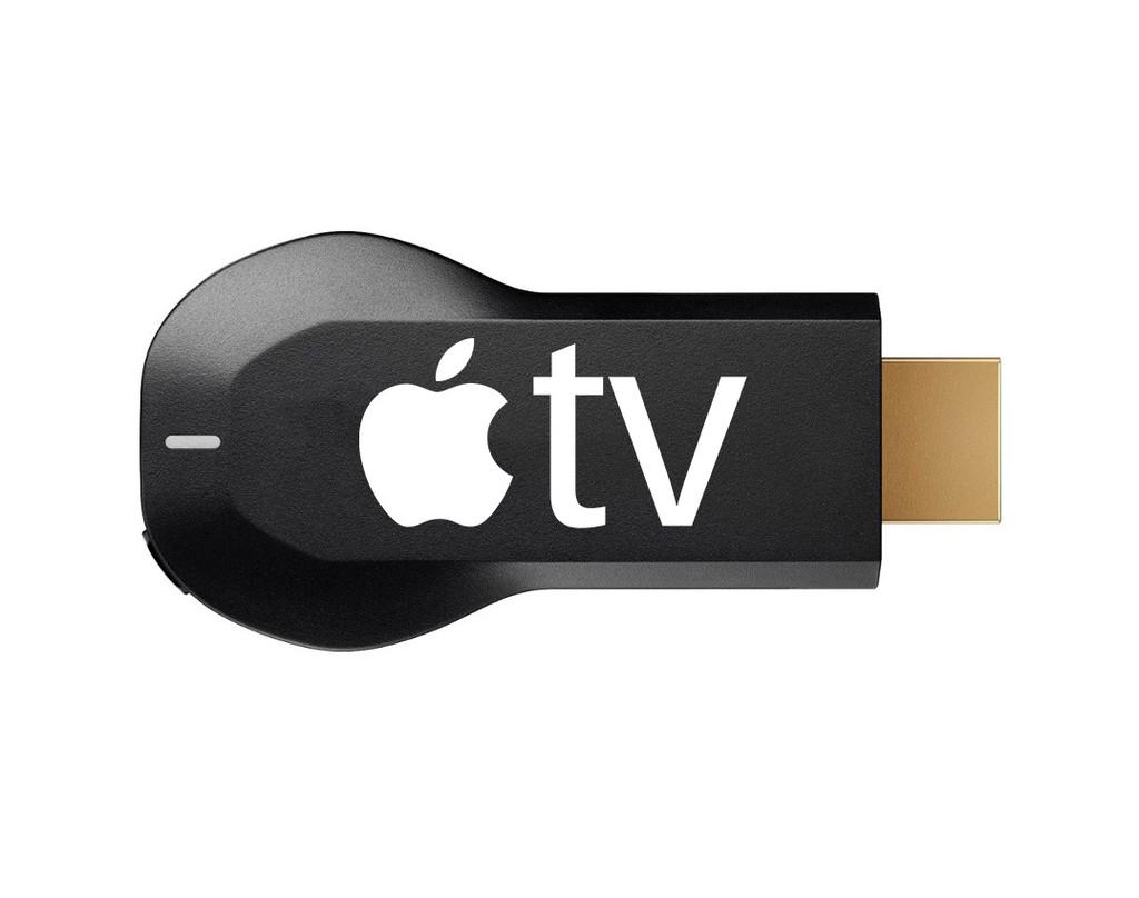 Apple estaría trabajando en una especie de Chromecast para impulsar su próximo servicio de vídeo en streaming