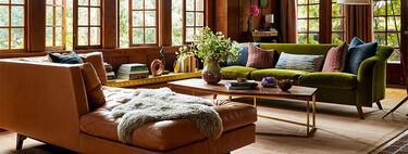 La semana decorativa: espacios grandes y pequeños, casas de vacaciones e ideas para el dormitorio