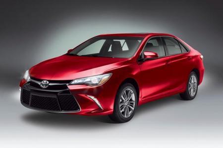 Toyota Camry 2015, precios y versiones para México