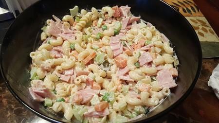 Receta Facil Ideas Lunch Saludables Regreso A Clases Sopa Coditos