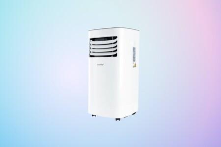 Lo último de Lidl es un aire acondicionado portátil y está de oferta: huye del calor y refresca tu casa por menos de 200 euros