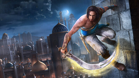 Prince Of Persia The Sands Of Time Remake P