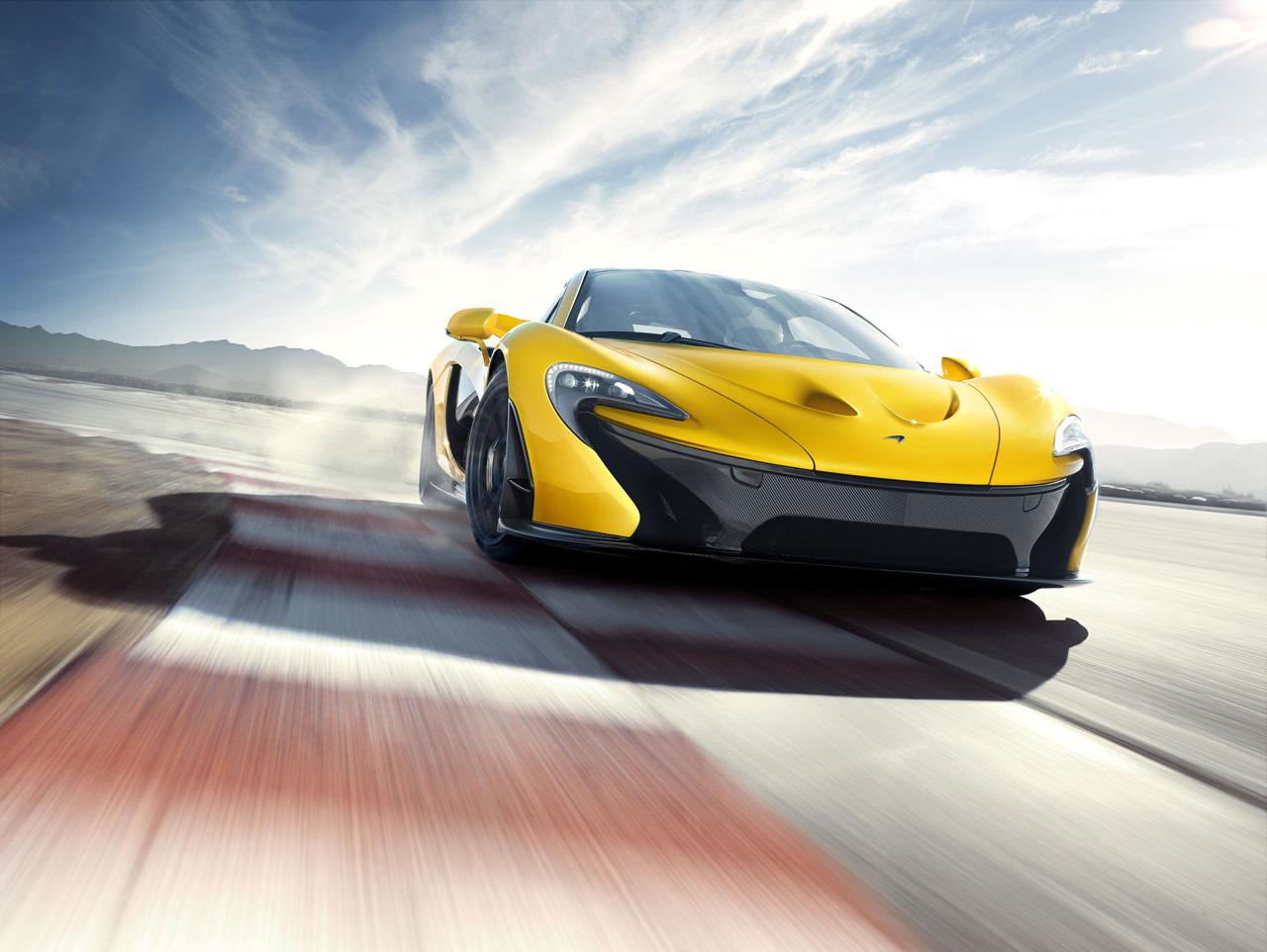 Foto de McLaren P1 (2/12)