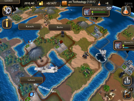 Civilization Revolution Screen3