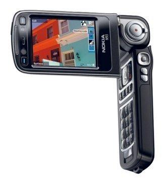 Nokia N93, oficialmente a la venta